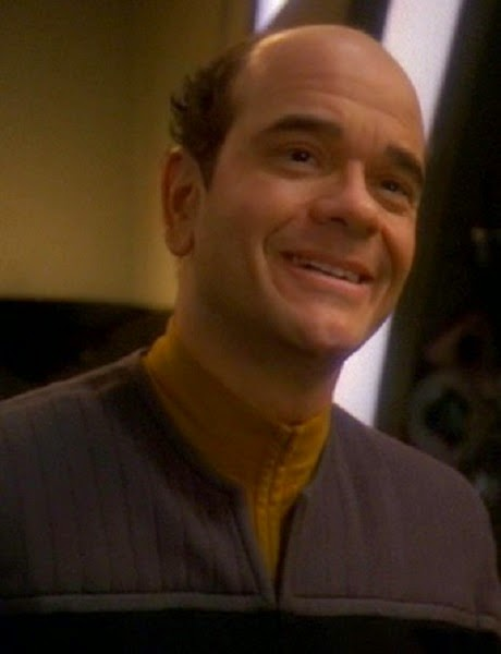 High Quality DS9, 5x16  In Dr Bashir I Presume
