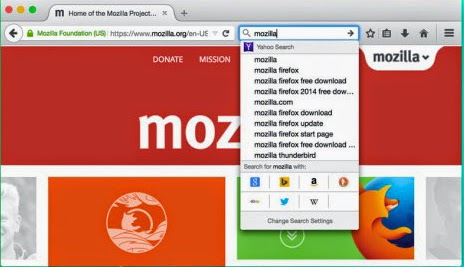 Interface Baru Mozilla Firefox