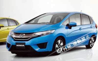 Foto Mobil Honda Jazz Terbaru 2014