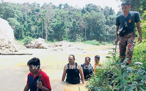 Norieen Cerita Detik Sedih Lihat Rakan & Adik Di Telan Sungai