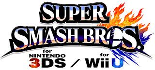 super smash bros for 3ds and super smash bros for wii u logo E3 2013   Super Smash Bros. For 3DS & Super Smash Bros. For Wii U   Logo, Artwork, Concept Art, Screenshots, & Trailers