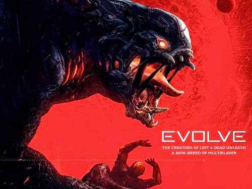 Top 5 Upcoming PC Games 2015, Evolve
