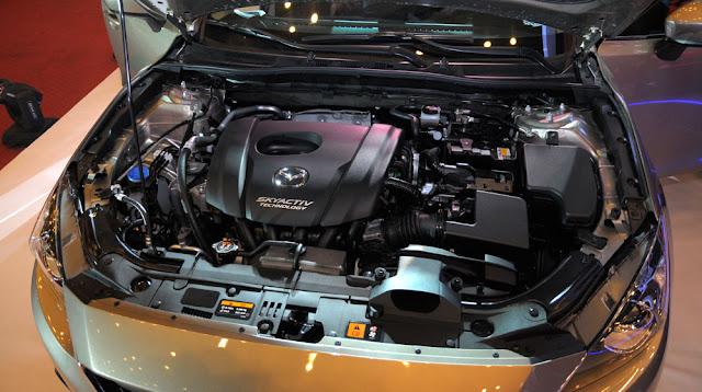 Mazda 3 2015 - Đánh giá Động cơ và hệ truyền lực
