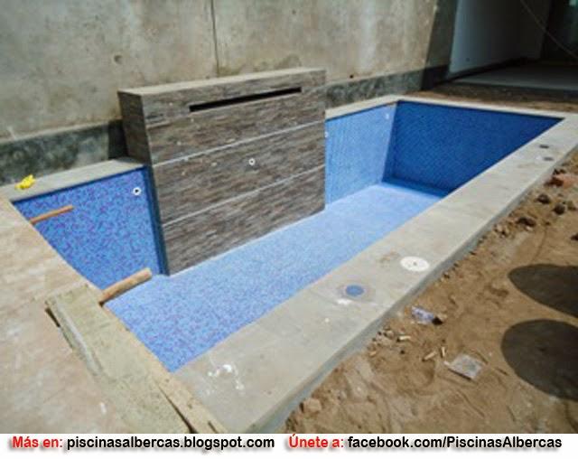 Piscinas temperadas como temperar el agua de una piscina for Planos de piscinas temperadas
