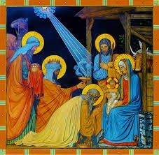 "Epiphany Sermon: ""Epiphany Reveals Your Savior"""