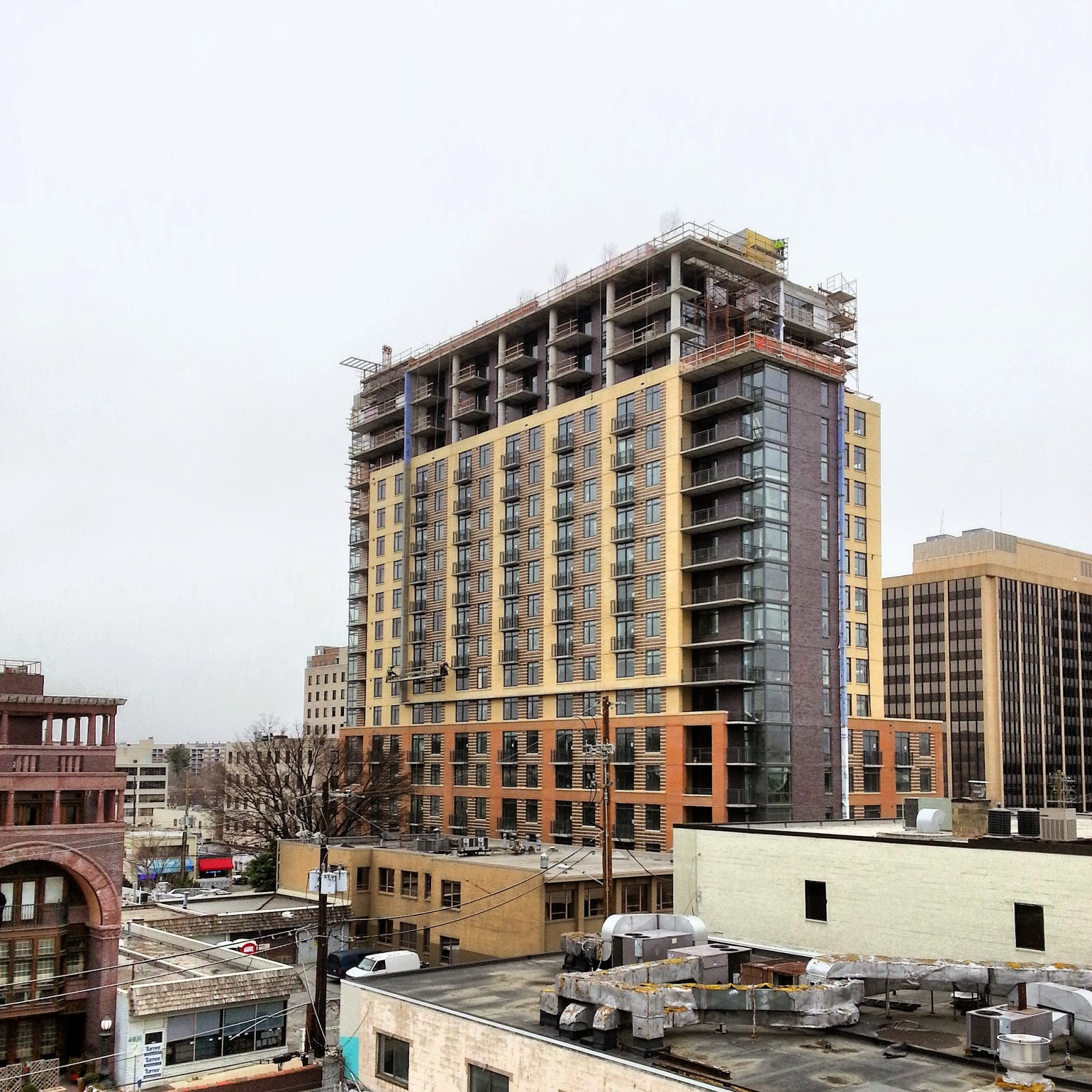 Bainbridge Has Released Several Floorplans For Units In The Future  Bainbridge Bethesda Luxury Apartment Tower, In The Final Stages Of  Construction At 4918 ...