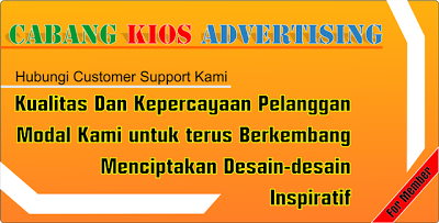 Cabang Kios Advertising di Jawa Timur