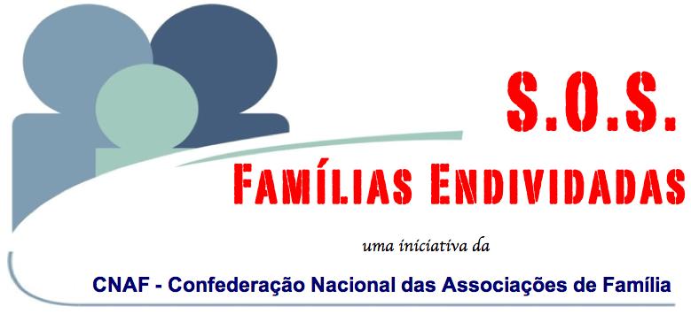 SOS FAMÍLIAS ENDIVIDADAS