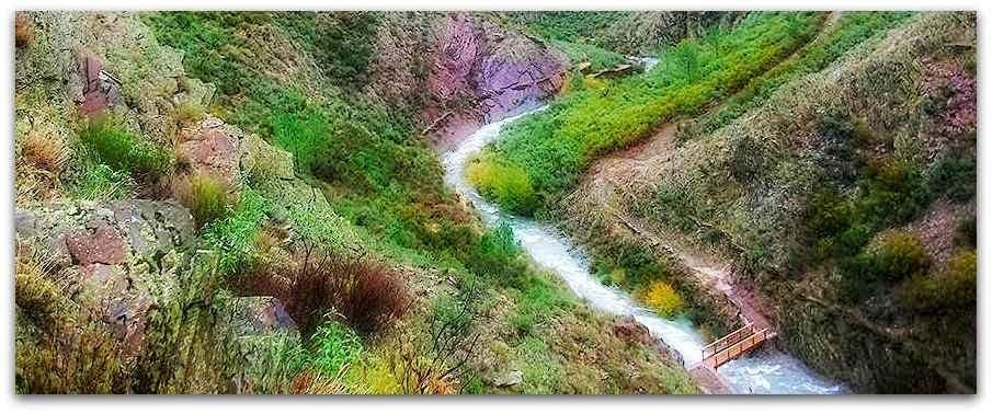 18/mayo. Ruta senderista a Hurdes. Santibañez de la Sierra
