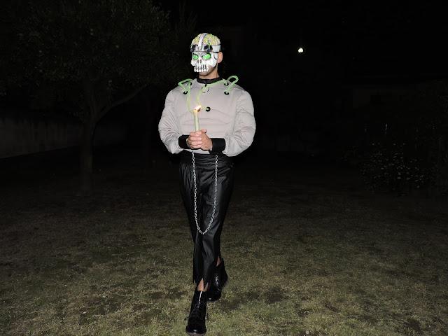 maschere halloween