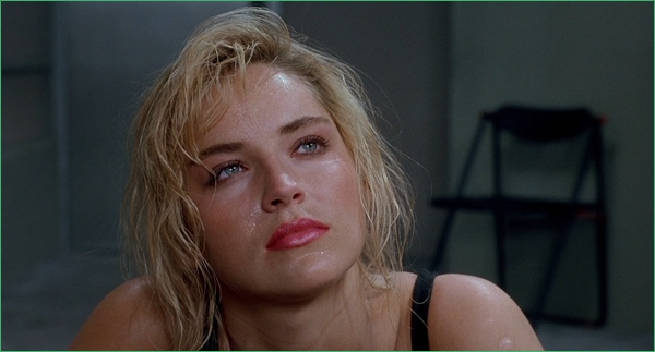 Total Recall 1990 Sharon Stone