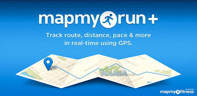 Run with Map My Run + v16.1.0 Apk Miki
