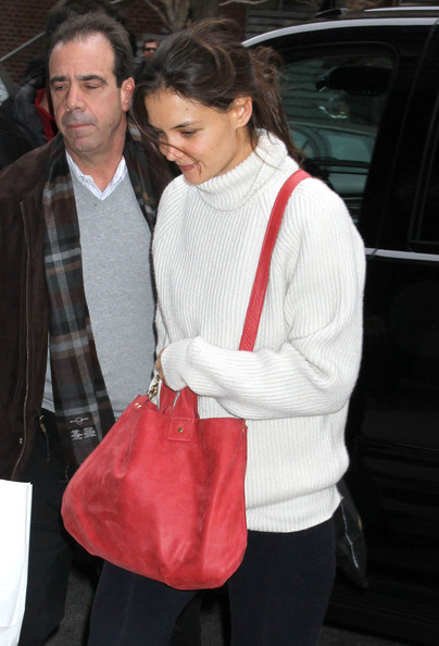 Celebrity Nude Fake: Tom Cruise And Katie Holmes Outside