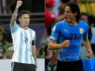 Argentina vs Uruguay, Copa América 2015