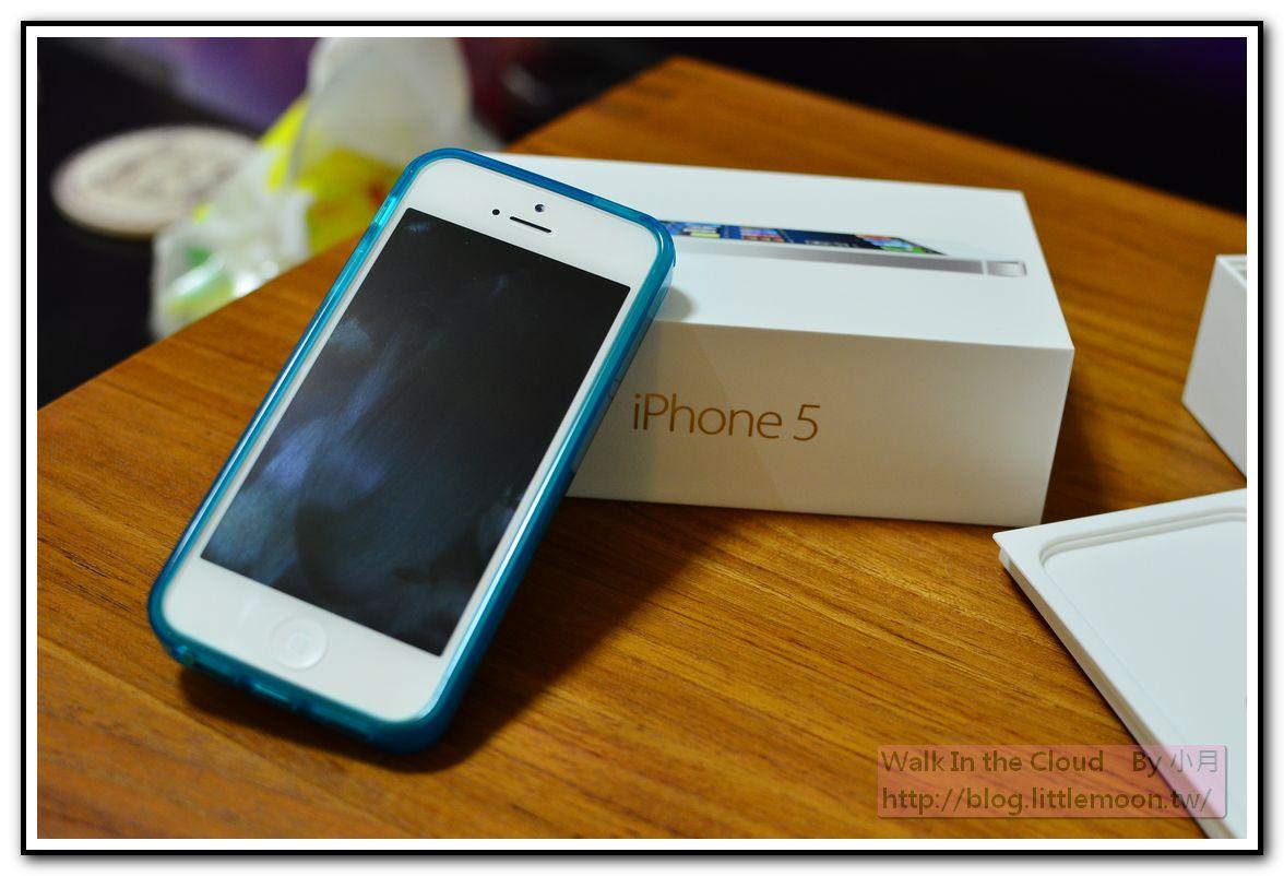 iPhone5 正面一張