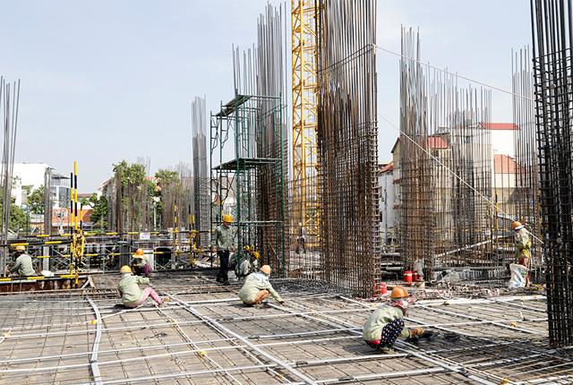 Tiến độ xây dựng Căn Hộ Sky Center ngày 11-12-2015
