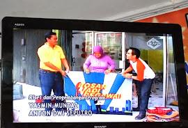 "Shooting TransTV acara "" Bosan Jadi Pegawai"""