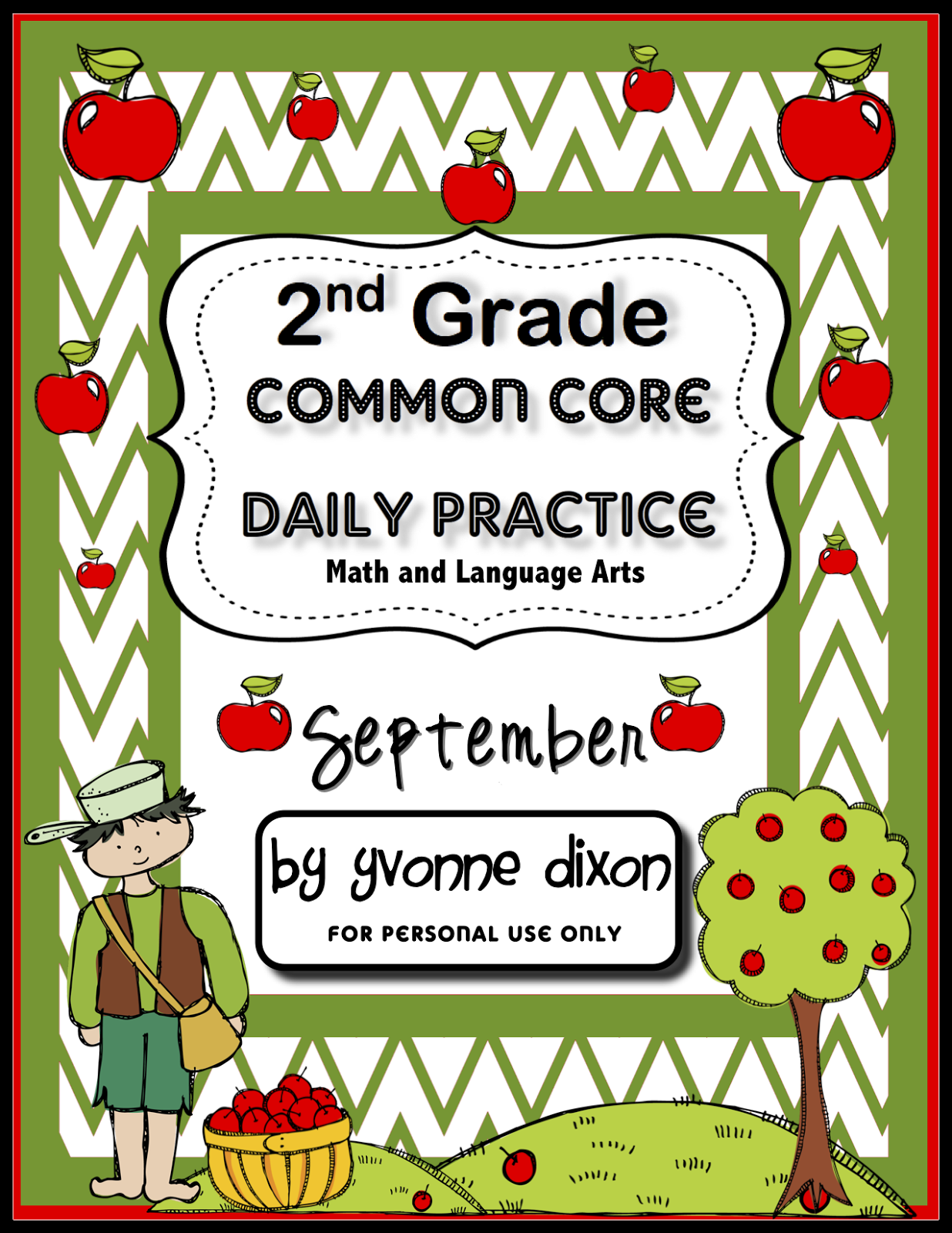 Common Core Daily Practice Sheets!