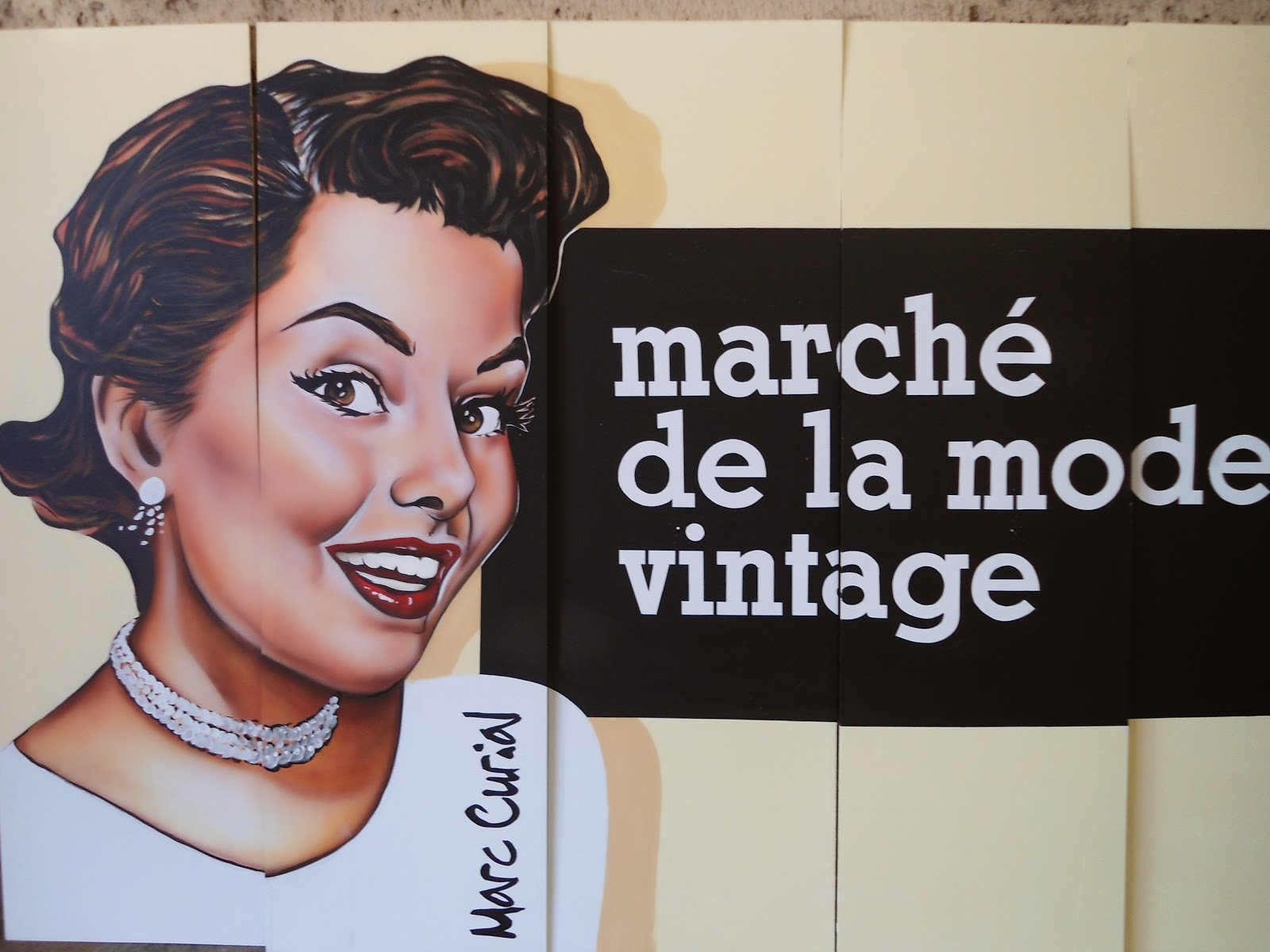 March de la mode vintage lyon le retour bettinael passion couture made in france - Salon de la mode vintage lyon ...