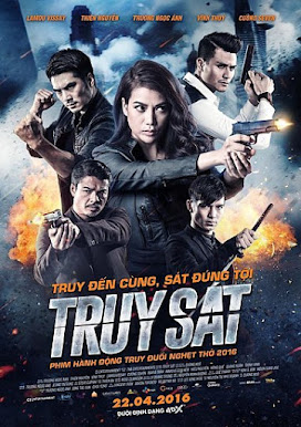 Hot Action Film 'Truy Sat' Exclusive! Worldwide First Review!