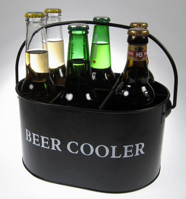Kok Retrostil : kok retrostil  Beer cooler for sommarens alla fester