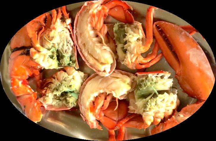 Bogavante cocido las recetas gallegas de ana - Salsa para bogavante cocido ...