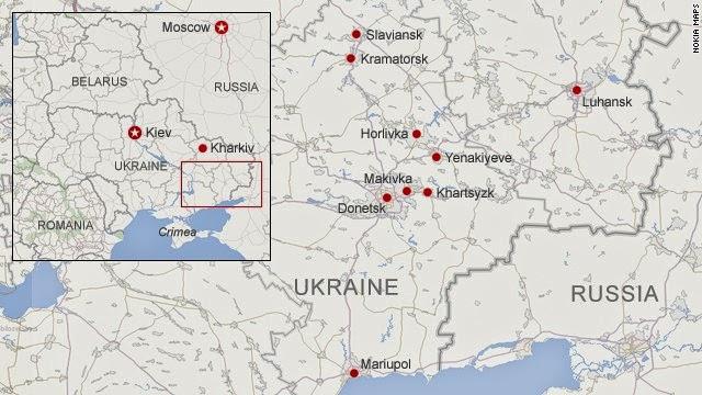 UKRAINEA BÊN BỜ VỰC NỘI CHIẾN