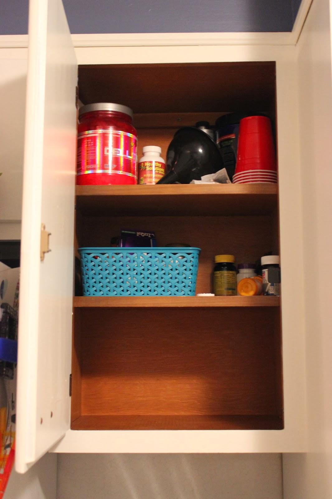 Kitchen Medicine Cabinet