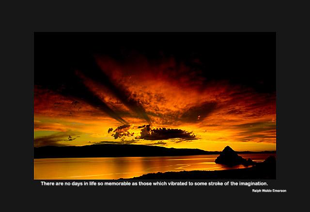 Image Pyramid Lake Emerson
