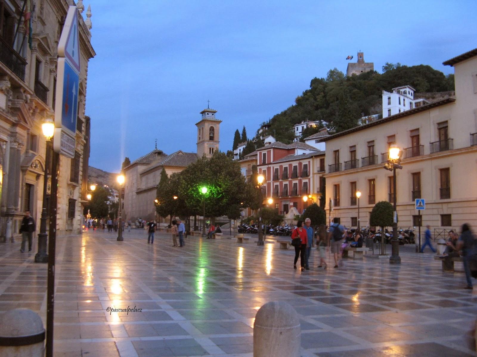 Rincones ibericos granada andaluc a espa a for Calle jardin de la reina granada