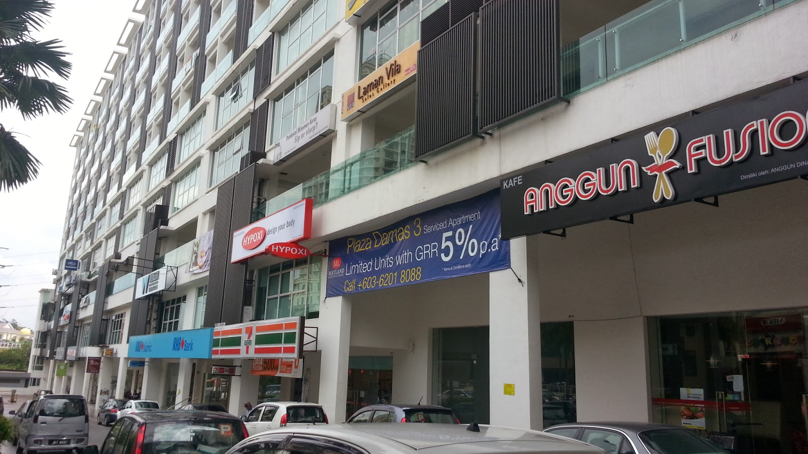 walking distance to plaza damas shopping centre amp taylor colleague