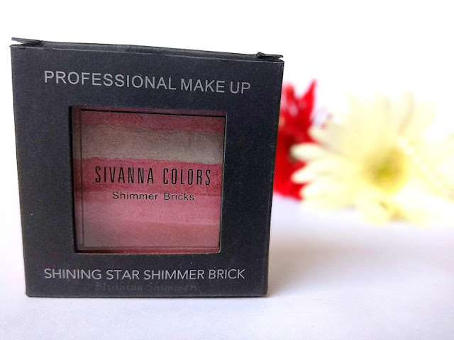 Sivanna Colours Shimmer Bricks Shade 06