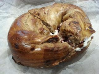bagel in America