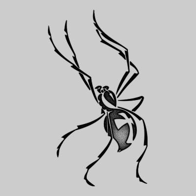 bible verse spider tattoo. Black Bedroom Furniture Sets. Home Design Ideas