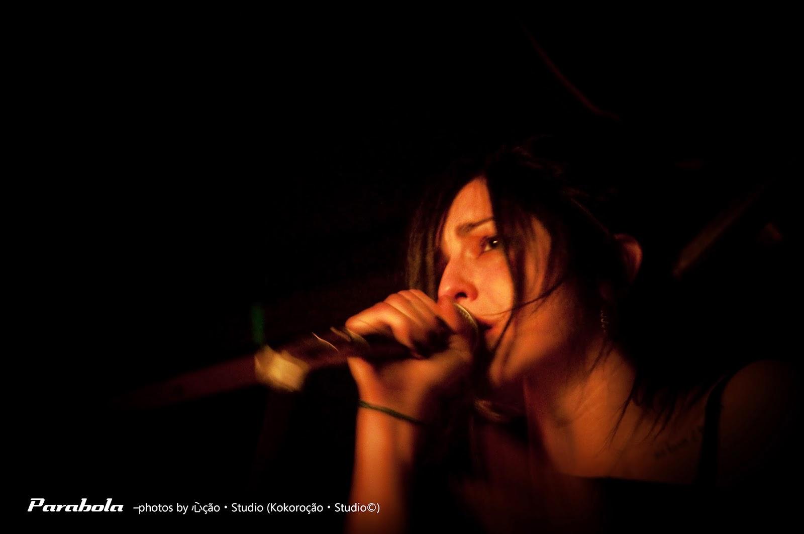 PHOTO SESSION - PARABOLA (TOOL TRIBUTE) LIVE AT GRUTA 77 - PART. 4