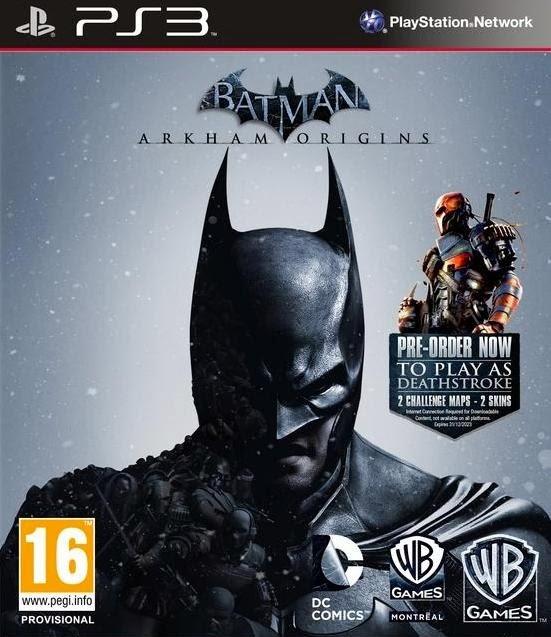 BATMAN Download   Jogo Batman Arkham Origins Special Edition PS3 ANGELiC (2013)