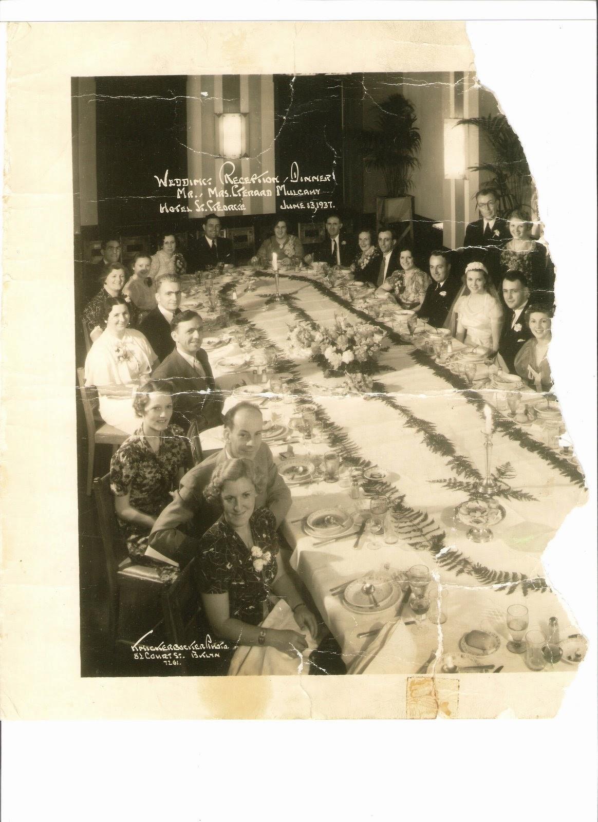 Hotel St. George, Mulcahy, Danaher, 1937