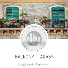 RECYKLING - Balkony i tarasy