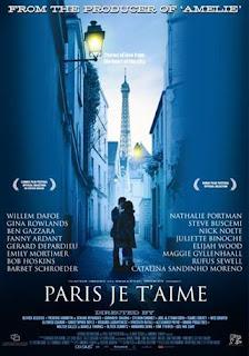 Paris Je T'aime - Poster