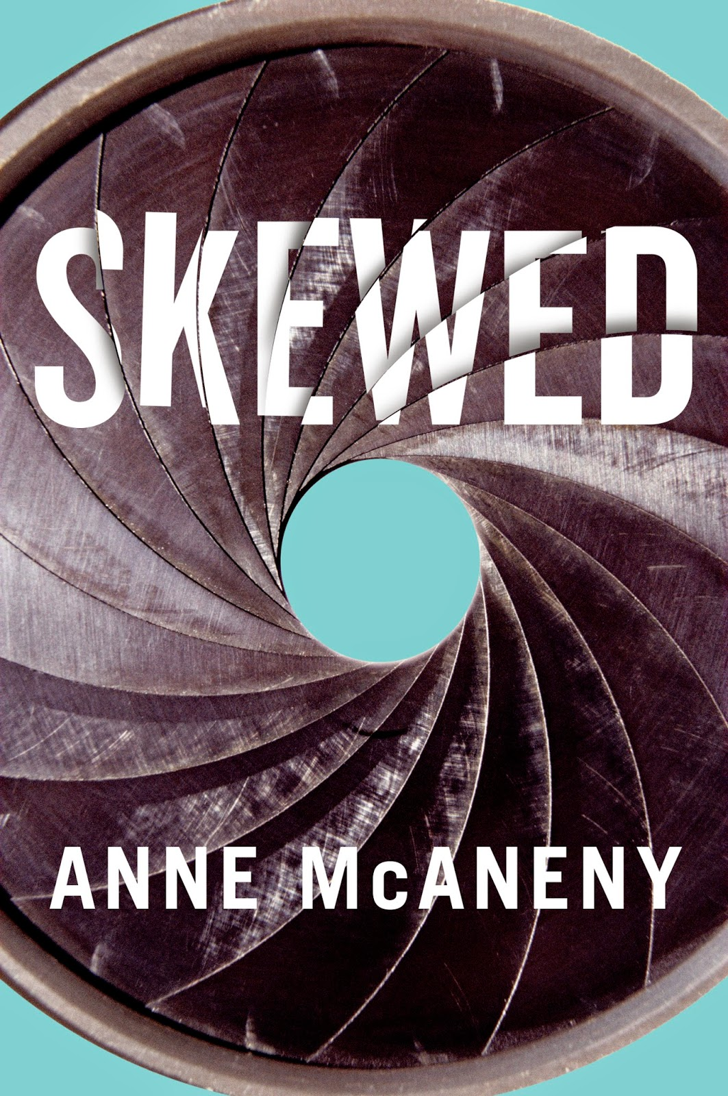 http://www.amazon.com/Skewed-Anne-McAneny-ebook/dp/B00IU11F0U