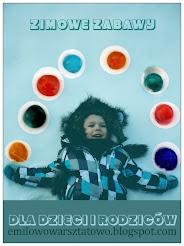 Zimowe zabawy dla dzieci i rodziców