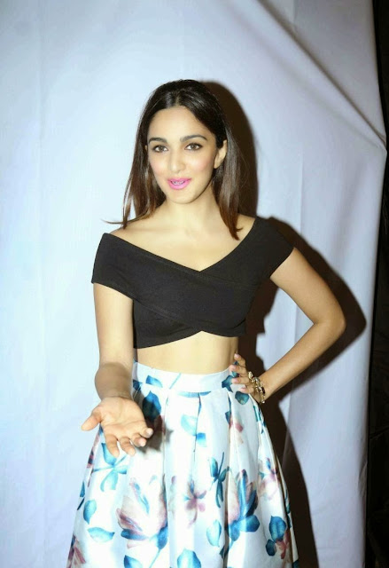 Kiara Advani Looks Super Sexy OnThe Ramp At 'Bellafonte' Brand Launch Event At Leela Hotel