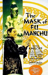 La máscara de Fu Manchú (1932) Descargar y ver Online Gratis