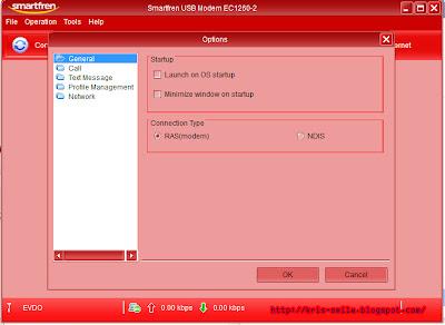 Tentang Modem Huawei Smartfren EC1260-2
