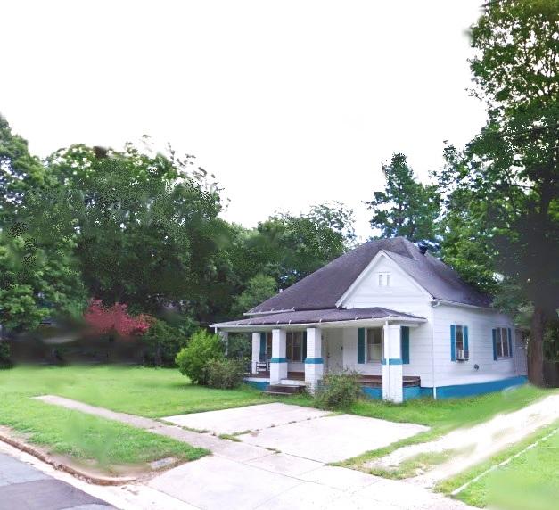 209 N. Yadkin Avenue, Spencer NC 28159 ~ Circa 1925 ~ $67,900