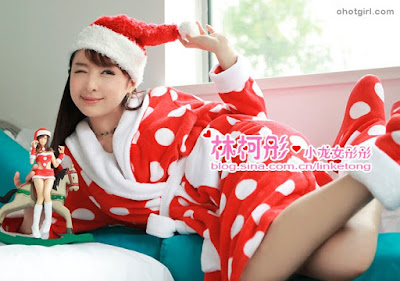 Lin Keton - Christmas Santa 2011