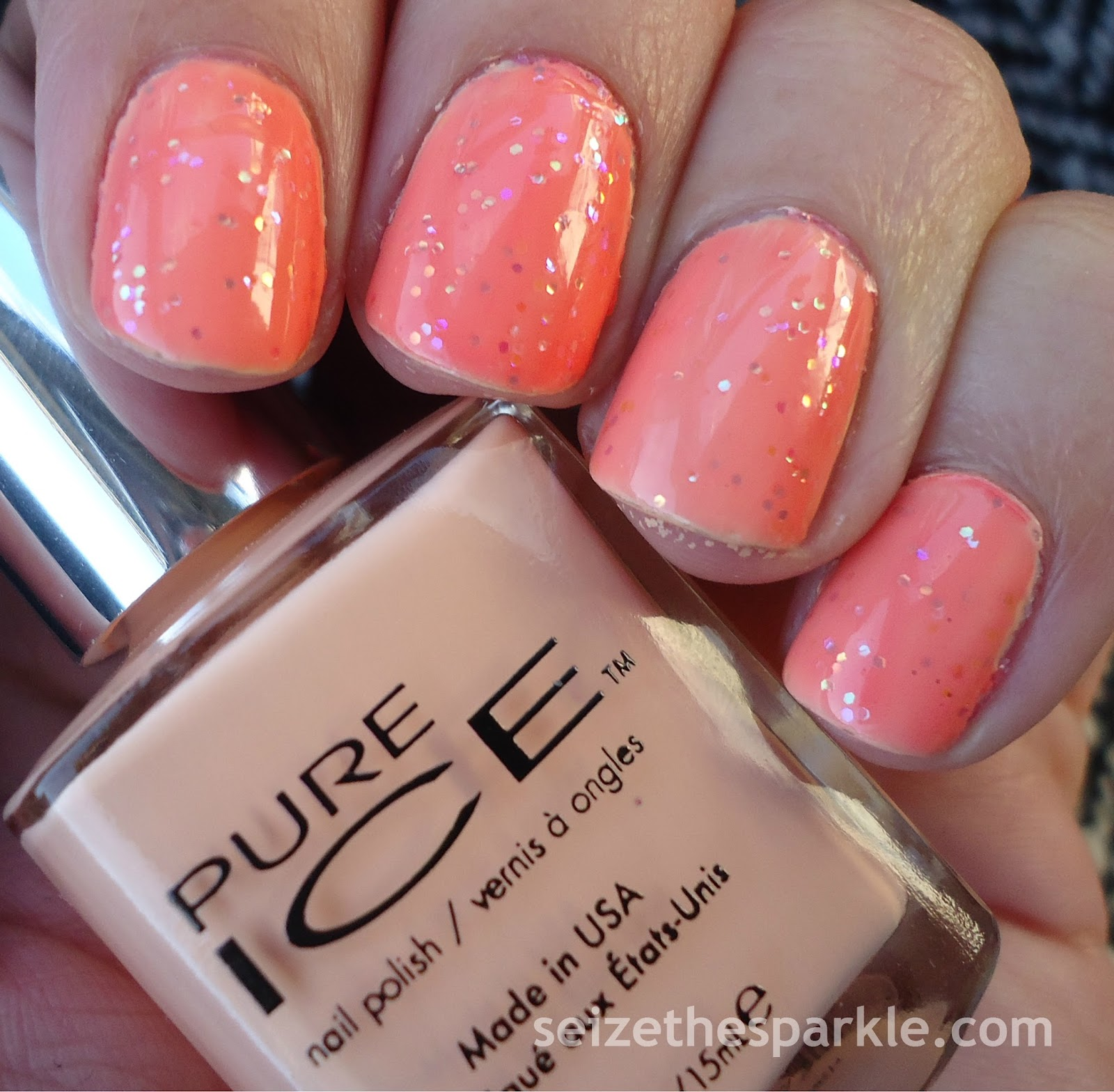 Rosy Glow & Dollface by Pure Ice