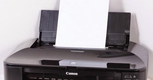 Cara Reset Canon IX6560 error 5b00