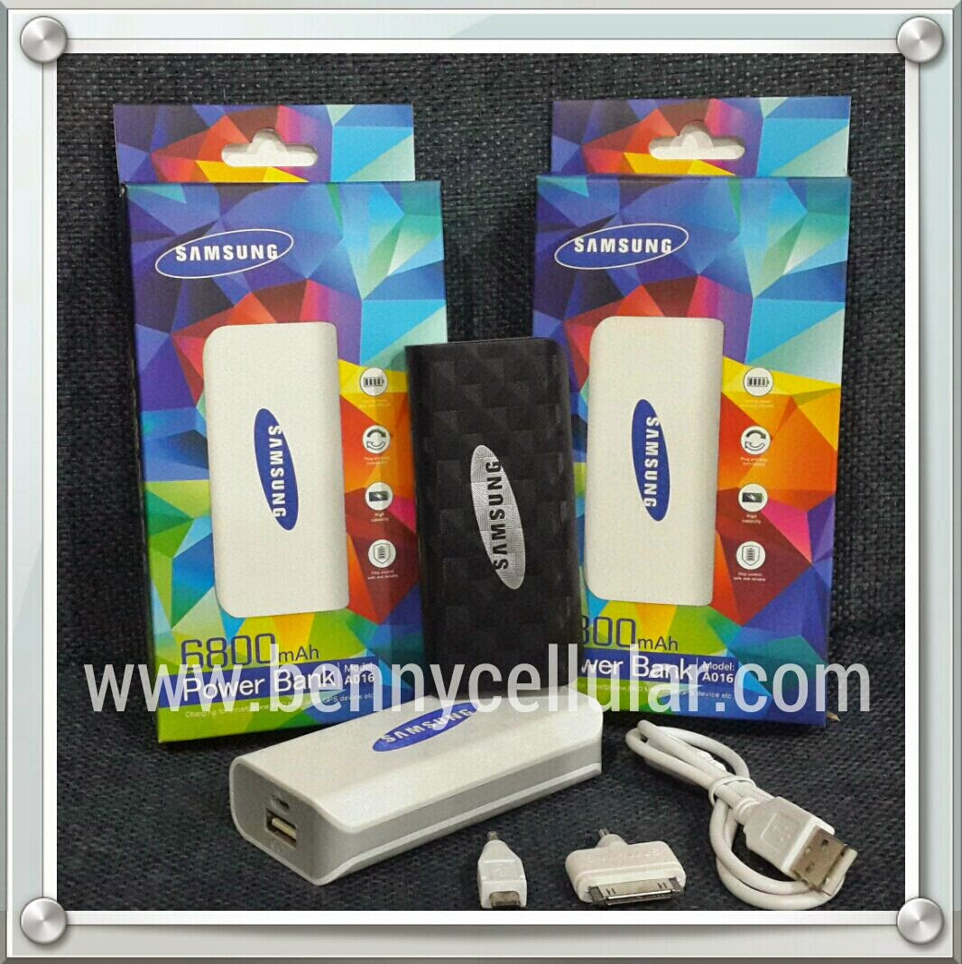 power bank samsung 6800mAh