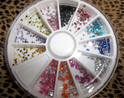 NAIL ART SUPPLIES